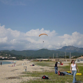 Parapente en Corse