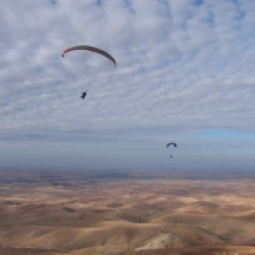 stage parapente au Maroc du 19 au 28 février 2018
