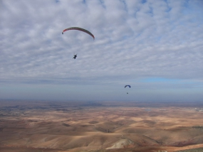 stage parapente au Maroc février 2017